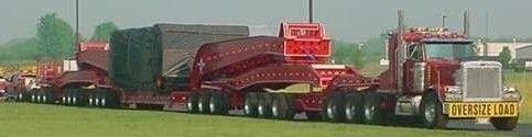 20 axle trailer