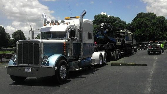 Fred's 9 Axle