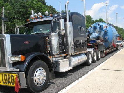 Lynn's Big Blue Tank