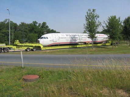 U.S. Airways that Landed in Hudson River