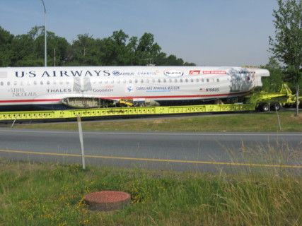 US Airways that Landed in Hudson River