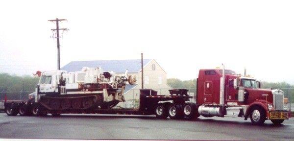 7 Axle Droubledrop
