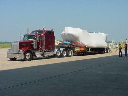 6 Axle DD Load