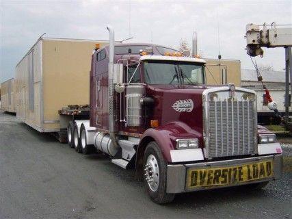 Doubledrop Wide Load