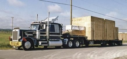 Hauling Oversized Crates
