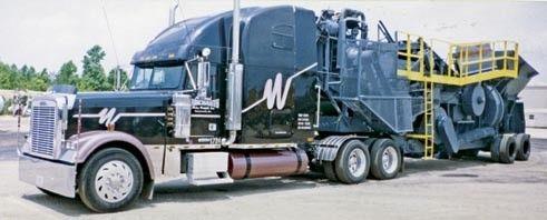 Hauling Oversized Heavy Equipment