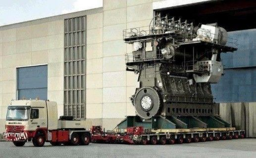 Now THAT'S An Engine!
