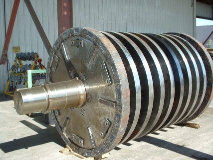 Rotor for Shredder