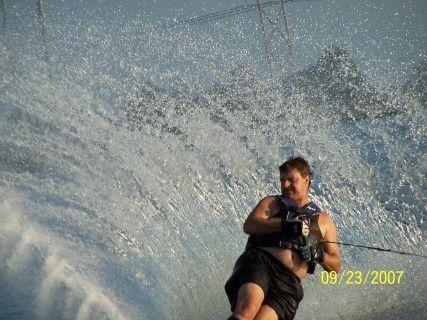 Mike Skiing